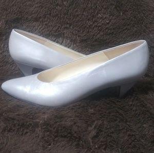 🔥PRICE DROP🔥Evan-Picone Genuine Leather Heels